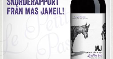 Mas Janeil har snabbt blivit en riktig favorit hos alla som uppskattar ett härligt sydfranskt rödvin