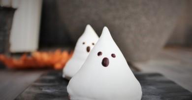 Släpp loss fantasin inför årets Halloween och bjud på läskiga spökmums-mums