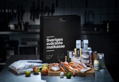 Sveriges svåraste matkasse har skapats av kocken Tommy Myllymäki